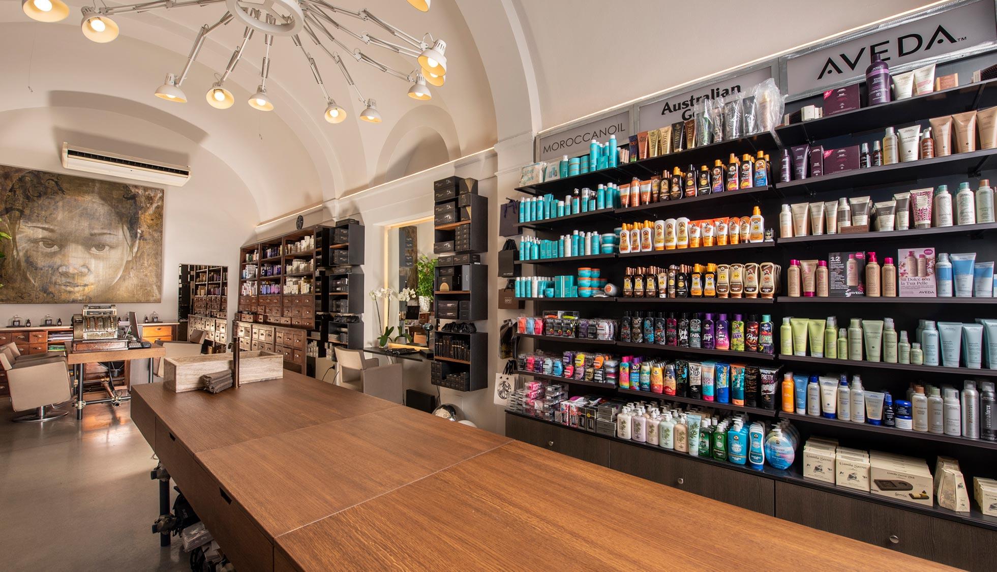 Aperto a Pisa il primo Sereni Store