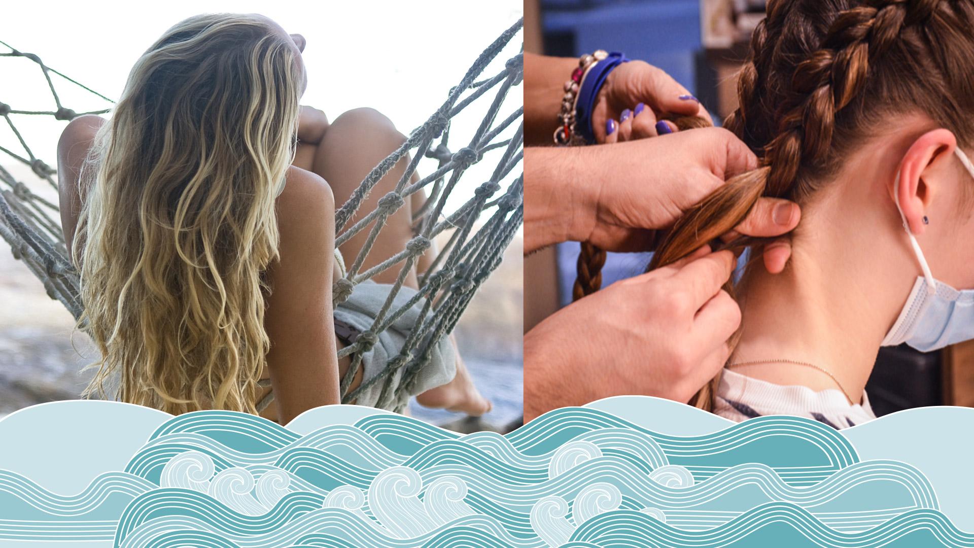 LE BEACH WAVES… COME FARLE E QUALI PRODOTTI USARE!